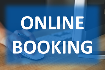Online-Booking clinical notes practice manager