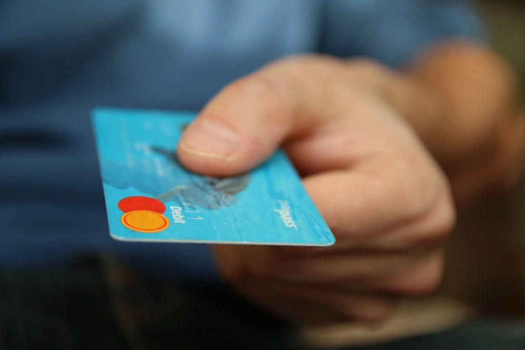Credit card promo image